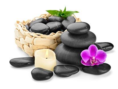 Obrázek Lávové kameny velké - černý sáček
