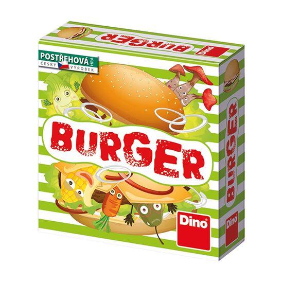 Obrázek z Cestovní hra Burger