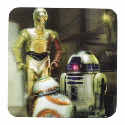 Obrázek Luxusní holografické Star Wars podtácky