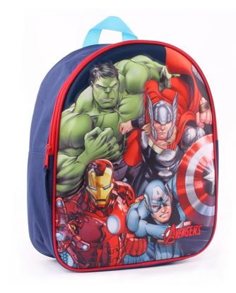 Obrázek 3D batoh Avengers
