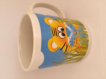 Obrázek Hrnek na kávu - tygr