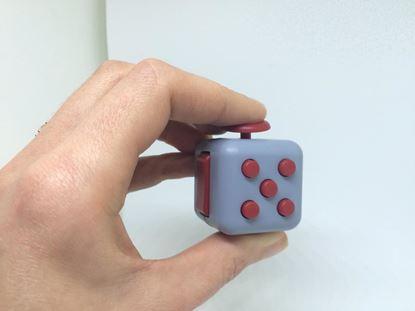 Obrázek Antistresová kostka fidget cube