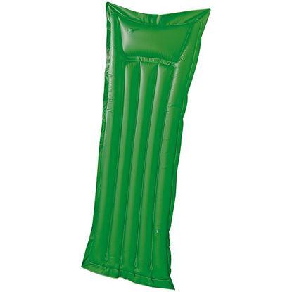 Obrázek Nafukovací lehátko - zelené