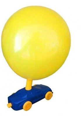 Obrázek Autíčko na balónek