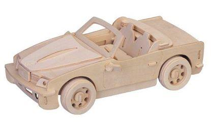 Obrázek 3D puzzle - BMW B-740i
