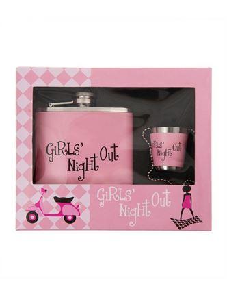 Obrázek Dárková placatka - Girls Night Out