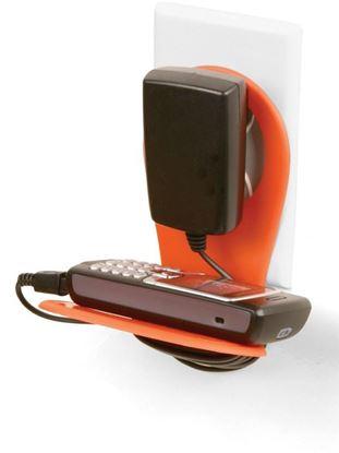 Obrázek Držák mobilu - oranžový