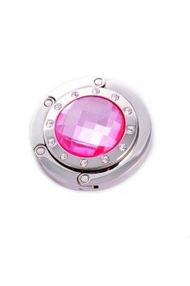 Obrázek Háček na kabelku - růžový
