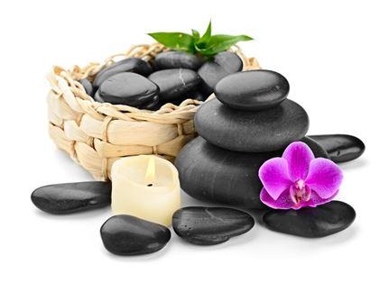 Obrázek z Lávové kameny velké - černý sáček