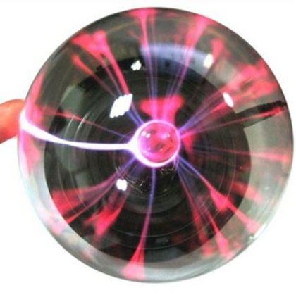 Obrázek z USB plasma ball