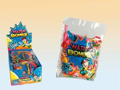 Obrázek Vodní bomby 100 ks - mix barev