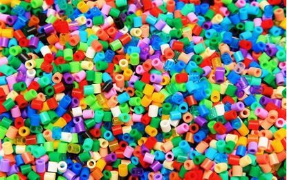 Obrázek Zažehlovací korálky sada 2640 ks