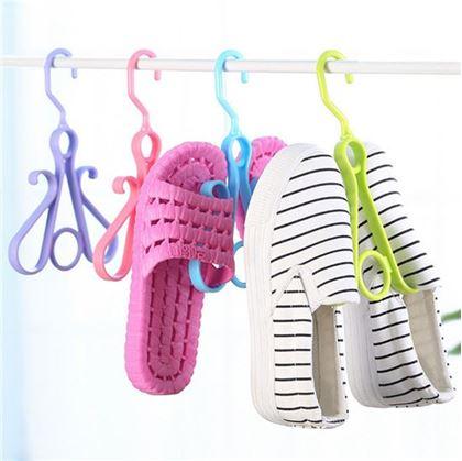 Obrázek z Závěsný organizér na boty
