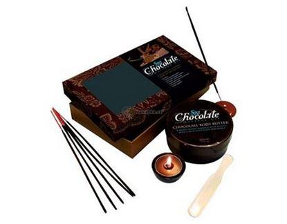 Obrázek Čokoládový masážní set
