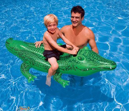 Obrázek Nafukovací krokodýl