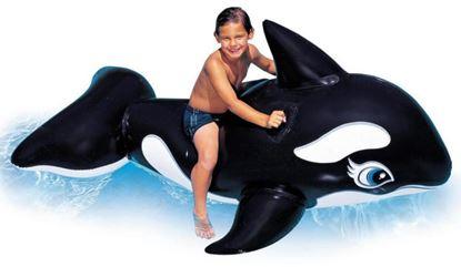 Obrázek Plovoucí Velryba - černá