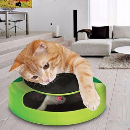 """Obrázek Hračka pro kočku """"Chyť myšku"""""""
