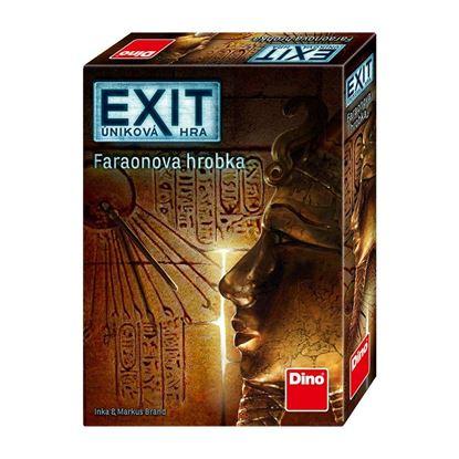 Obrázek Úniková hra - Faraonova hrobka
