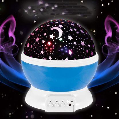 Obrázek Projektor noční oblohy - deluxe