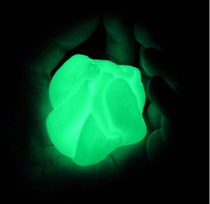 Obrázek Inteligentní plastelína - svítící - zelená