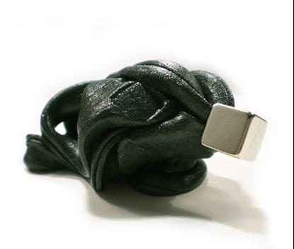 Obrázek Inteligentní plastelína - magnetická + silný magnet