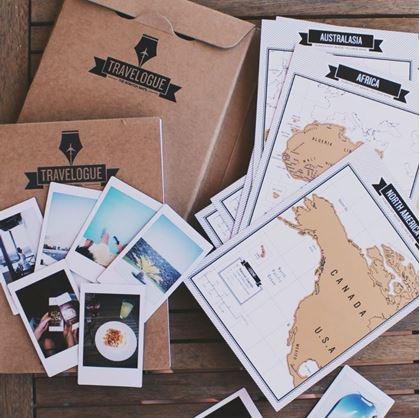 Obrázek z Cestovní deník se stíracími mapami