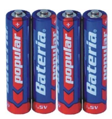 Obrázek Mikrotužková baterie AAA 4ks