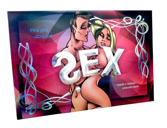 Obrázek z Desková hra Sex