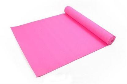 Obrázek Podložka na jógu - růžová