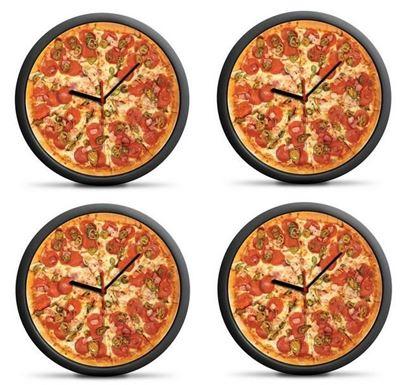 Obrázek Hodiny Pizza