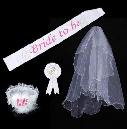 Obrázek Rozlučkový set pro nevěstu