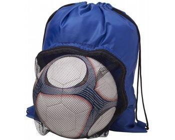Obrázek z Fotbalový batoh s kapsou na míč