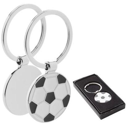 Obrázek Přívěšek na klíče - fotbalový míč