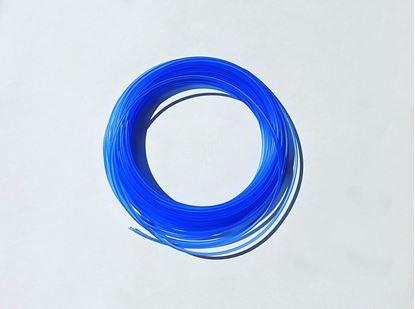 Obrázek Náplně do 3D pera s LCD displejem - transparentní modrá