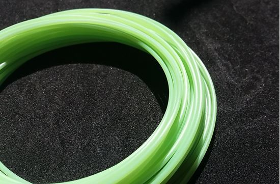 Obrázek z Náplně do 3D pera s LCD displejem - zelená svítící