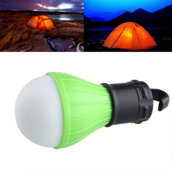 Obrázek z LED žárovka - zelená