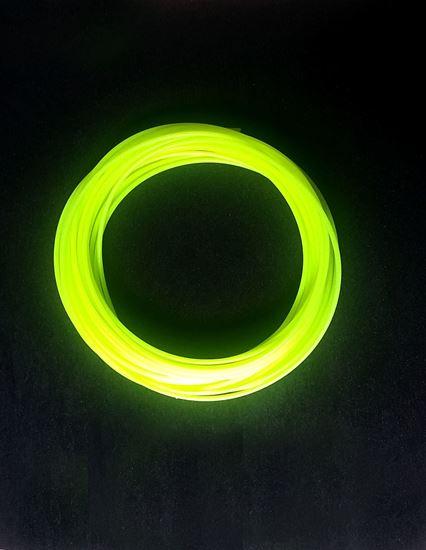 Obrázek z Náplně do 3D pera s LCD displejem - zářivě žlutá