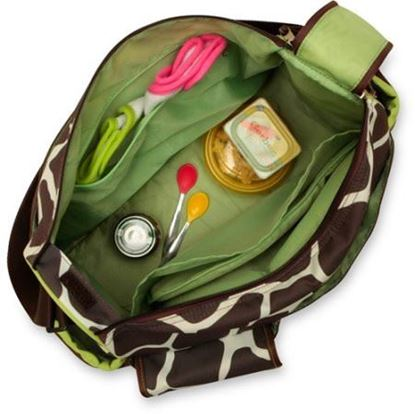 Obrázek Taška pro maminky - zelená