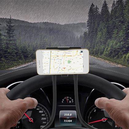 Obrázek z Líný držák na mobil