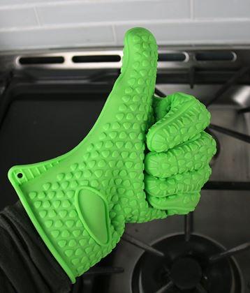 Obrázek z Silikonová kuchyňská rukavice