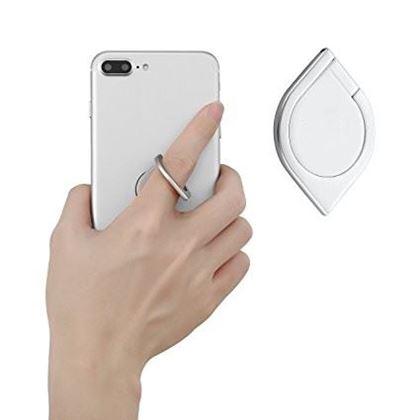 Obrázek z Kroužek na mobil - šedý