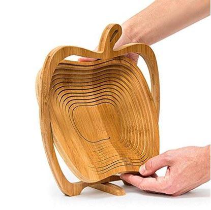 Obrázek Skládací košík - jablko