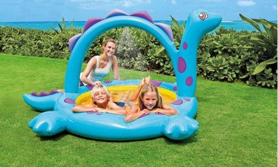 Obrázek z Dětský bazén - Dinosaurus