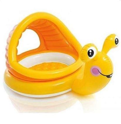 Obrázek z Dětský bazén - Šnek