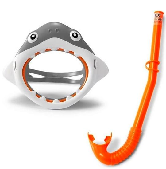 Obrázek z Dětský potápěčský set - Žralok