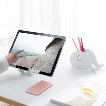 Obrázek z Stojánek na stůl - slon