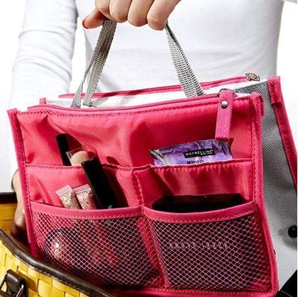 Obrázek z Organizér do kabelky - červený