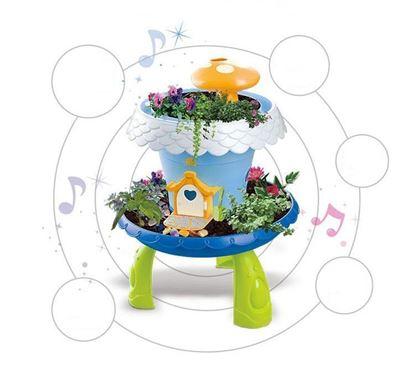 Obrázek Pohádková zahrada - modrá
