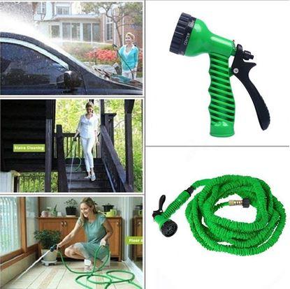 Obrázek Zahradní flexi hadice 22,5 M - zelená