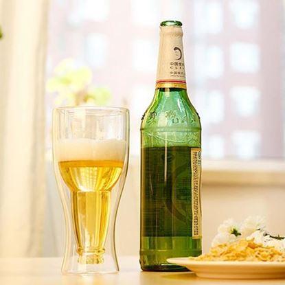Obrázek Sklenice ve tvaru piva